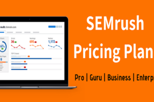 SEMrush Pricing & Plans